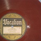 Brown Wax 78--COLIN O'MORE--A FOGGY DEW--Vocalion 24018