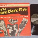 DAVE CLARK FIVE(5) & RICKY ASTOR/SWITCHERS-LP-Cortleigh