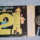 PAUL ANKA'S 21 GOLDEN HITS--VG+ Mono 1963 RCA Victor LP