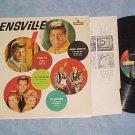 TEENSVILLE!--NM/VG++ Mono 1962 Compilation LP--Liberty