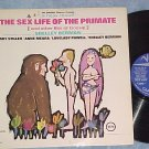 THE SEX LIFE OF THE PRIMATE--VG+ 1966 Studio Cast LP