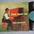 PAGE CAVANAUGH-FATS SENT ME-'57 LP-Songs by Fats Waller