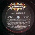 SUPER GOLDEN HITS-NM Cmpltn LP-Jubilee 8019 ~No Jacket~