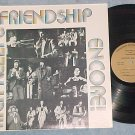 RICH KELLY AND FRIENDSHIP--ENCORE!-NM LP-Alexandria, NY
