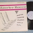 MAURICE ROCCO & ROCKING RHYTHM-c.1960 LP-Sutton SSU-290
