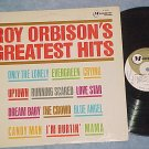 ROY ORBISON'S GREATEST HITS--VG++/VG+ 1962 1st Prsg LP