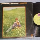 JOHNNY AND JONIE MOSBY-HOLD ME-NM/VG++ 1969 LP--Capitol