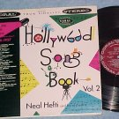 HOLLYWOOD SONG BOOK-Vol. 2-Neal Hefti-NM/VG++ Stereo LP