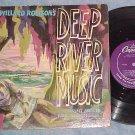 "WILLARD ROBISON'S DEEP RIVER MUSIC--10"" 1950 LP-Capitol"
