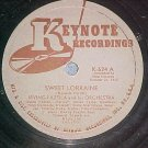 78-IRVING FAZOLA--SWEET LORRAINE-1945-Keynote 624--VG++