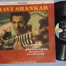 RAVI SHANKAR--IN CONCERT--Stereo 1962 LP--World Pacific