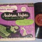 ARABIAN NIGHTS--NM/VG+ 1954 Original Cast Sdk LP--Decca
