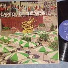 CAPITOL OF THE WORLD--VG++/VG+ 1957 LP--Halo 5055
