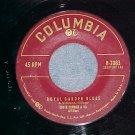 EP--EDDIE CONDON--ROYAL GARDEN BLUES--Columbia B-2083