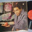 ADAM WADE--ADAM AND EVENING--VG+ Mono 1961 LP on Coed