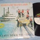 SAINTS OF DIXIELAND--STEAMIN' DOWN THE CANAL--Panama LP