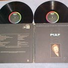 THE DEFINITIVE (EDITH) PIAF-VG++/VG+ 1964 Dbl LP w/Book