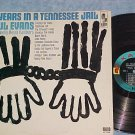 PAUL EVANS-21 YEARS IN A TENNESSEE JAIL-VG+ Mono '64 LP