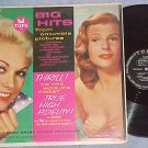 BIG HITS FROM COLUMBIA PICTURES-1958 Sdk LP ~Cheesecake
