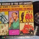 SOUNDS OF THE HIT GROUPS--1964 LP--United Artists 3322