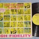 COUNTRY MUSIC SAMPLERS--VG++/VG+ 1962 Starday Cmpltn LP