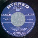 1959 Stereo EP--BUDDY MORROW & EDDIE LAYTON-Mercury--NM
