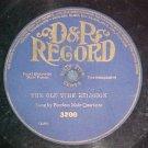 78-PEERLESS QUARTETTE/H ANTHONY&J HARRISON-D & R Record