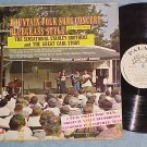 STANLEY BROS,CARL STORY--MOUNTAIN FOLK SONG CONCERT--LP
