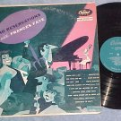 FRANCES FAYE-NO RESERVATIONS--VG 1955 LP--Capitol T-512