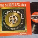 THE SHIRELLES SING THE GOLDEN OLDIES-VG++/VG+ '64 LP-#2