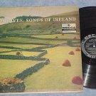 BURL IVES--SONGS OF IRELAND--1958 LP--Decca DL-8444