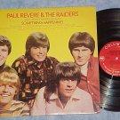 PAUL REVERE AND THE RAIDERS-SOMETHING HAPPENING-1968 LP