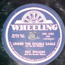 78-DOC WILLIAMS-UNDER THE DOUBLE EAGLE-Wheeling DW-1022
