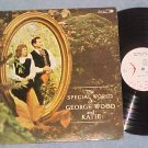 THE SPECIAL WORLD OF GEORGE WOOD AND KATIE-NM/VG+'63 LP