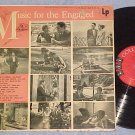 MUSIC FOR THE ENGAGED--VG+/VG 1955 Compilation  LP