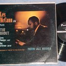 LES McCANN LTD PLAYS THE SHOUT-VG+ LP-Pacific Jazz PJ-7