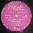 78--GENE AUTRY--DON'T FENCE ME IN--1945--Okeh 6728--NM
