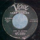 45--DIZZY GILLESPIE--OVER THE RAINBOW--1958--Verve/Clef