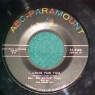 45-DON VIRGIL(MR. BUTTER)-I CRIED FOR YOU-ABC-Paramount