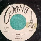 45--THREE D's--JUMPIN JACK--1959--Paris 514--WL Promo