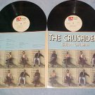 CRUSADERS-THE 2nd CRUSADE-NM/VG+ Dbl LP-Blue Thumb 7000