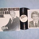 TOMMY MERCER THEN AND NOW--NM LP w/Autographed Photo