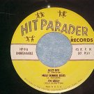 EP--Hit Parader HP-9--6 songs--uncredited--c. 1960--VG+