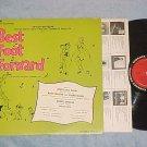 BEST FOOT FORWARD--VG++/VG+ 1963 Revival Cast Sdk LP