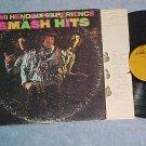 JIMI HENDRIX EXPERIENCE--SMASH HITS--VG/VG+ 1971 LP