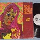 RICHIE HAVENS' RECORD--Self Titled LP--Douglas SD-779