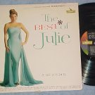 JULIE LONDON--THE BEST OF JULIE--NM/VG+ Stereo 1962 LP