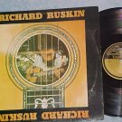 RICHARD RUSKIN--Self Titled NM/VG+ 1973 LP--Takoma 7039