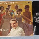HAVE YOU MET DON RONDO--NM/VG+ 1958 LP--Jubilee 1081