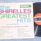 THE SHIRELLES GREATEST HITS--VG 1963 LP--Scepter 507